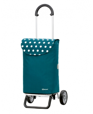Scala Shopper® Plus Elba, бирюзовая