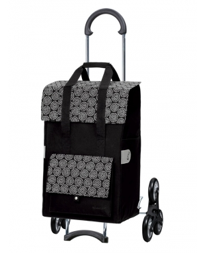 Treppensteiger Scala Shopper® Vara, черная