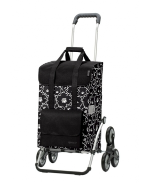 Treppensteiger Royal Shopper® Alba, черная