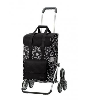 Treppensteiger Royal Shopper® Alba, черная