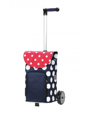 Unus Shopper® Dots, синяя