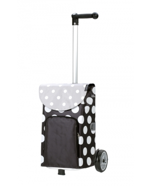 Unus Shopper® Dots, черная