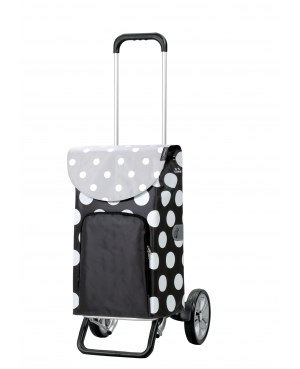 Alu Star Shopper® Dots, черная