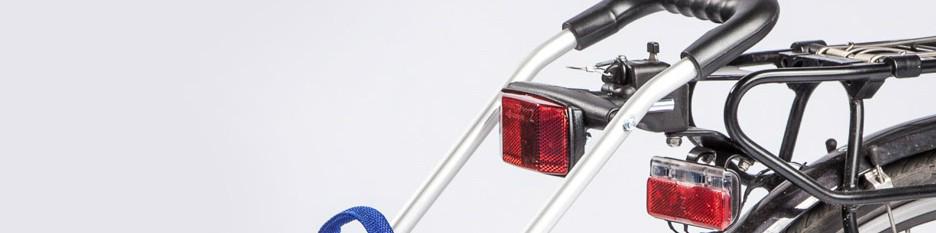 Крепления к велосипеду