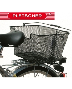 Корзинка для велосипеда на багажник