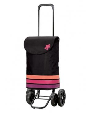 Quattro Shopper® Blom, розовая