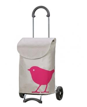 Scala Shopper® Bird, розовая
