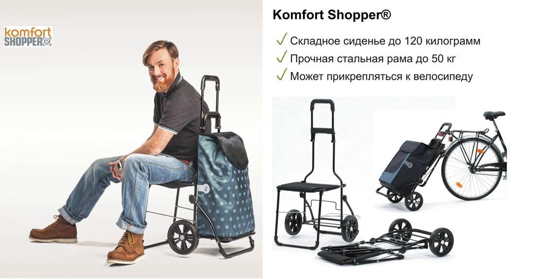 Komfort Shopper®