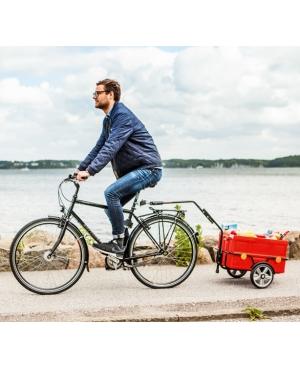 Прицеп для велосипеда с креплением Fun
