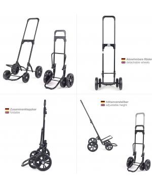 Quattro Shopper® Milla, черная