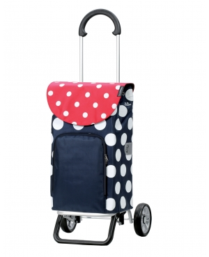 Scala Shopper® Plus Dots, синяя
