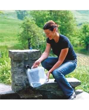Канистра для воды Ghirba складная, 10 литров
